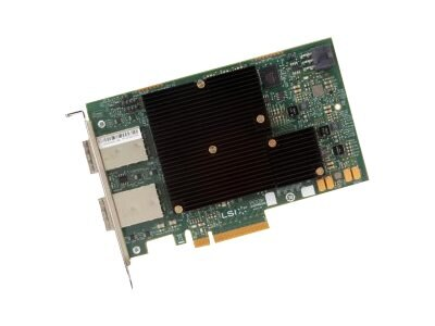 Lenovo N2226 SAS SATA HBA for IBM System x, 00AE916, 18020325, Host Bus Adapters (HBAs)