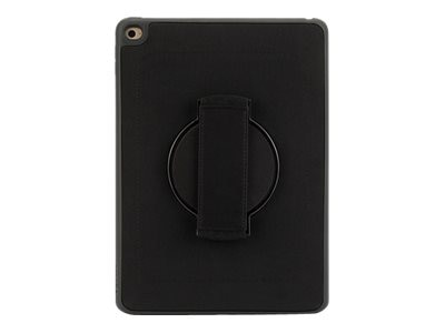 Griffin Airstrap 360 Case for iPad Air 2, Black, GB40181, 18146358, Carrying Cases - Tablets & eReaders