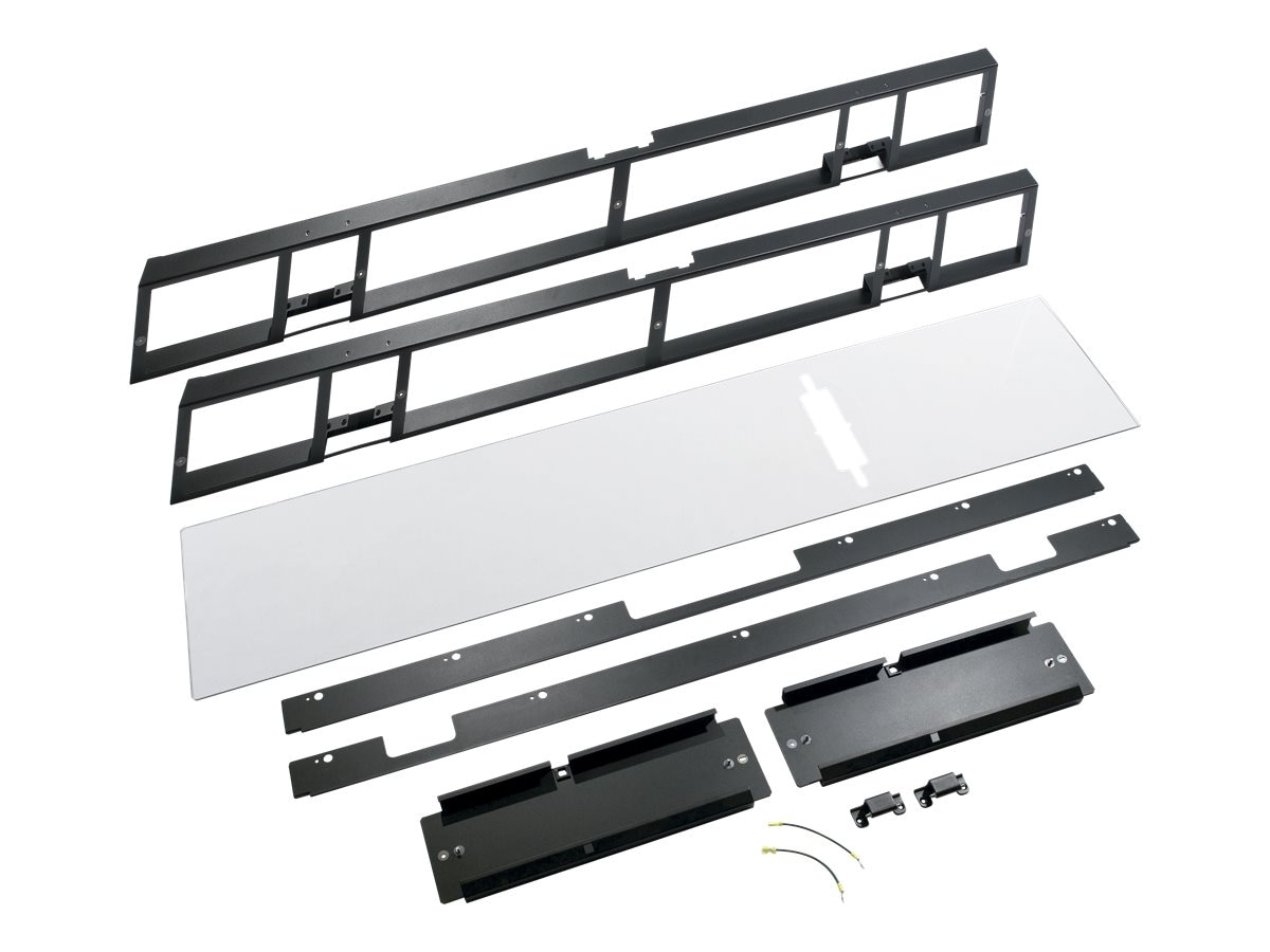 APC Rack Air Containment Front Assembly for NetShelter SX 42U 600mm Wide, ACCS1005, 7796970, Rack Cooling Systems
