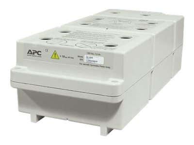 APC Symmetra 4-16kVA Intelligent Battery Module, SYBATT, 60222, Batteries - Other