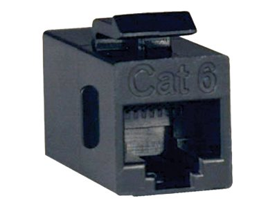 Tripp Lite Cat6 Straight Through Coupler RJ-45 F-F, N235-001, 6113145, Cables