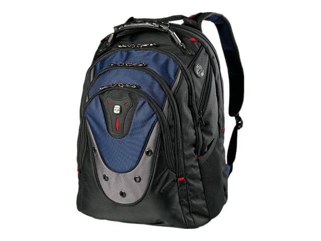 Wenger 17 Laptop Backpack, Blue Black, GA-7316-06F00