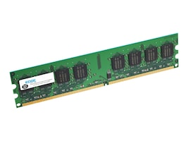 Edge 2GB PC2-6400 240-pin DDR2 SDRAM DIMM, PE215538, 8312471, Memory