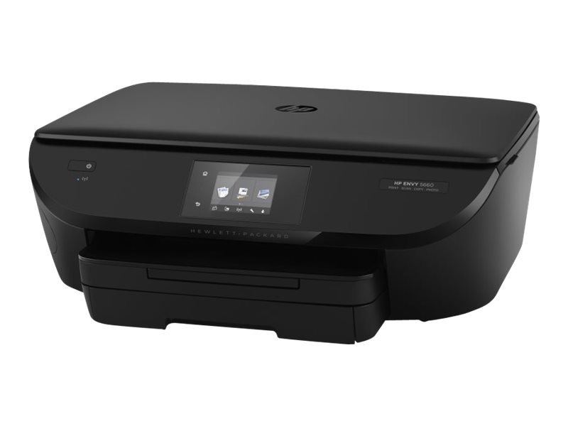 HP ENVY 5660 e-All-In-One Printer, F8B04A#B1H, 17692171, MultiFunction - Ink-Jet