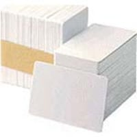Zebra 10 Mil Adhesive Backed Cards, 500 Card Pack (104523-010), 104523-010, 4793781, Paper, Labels & Other Print Media