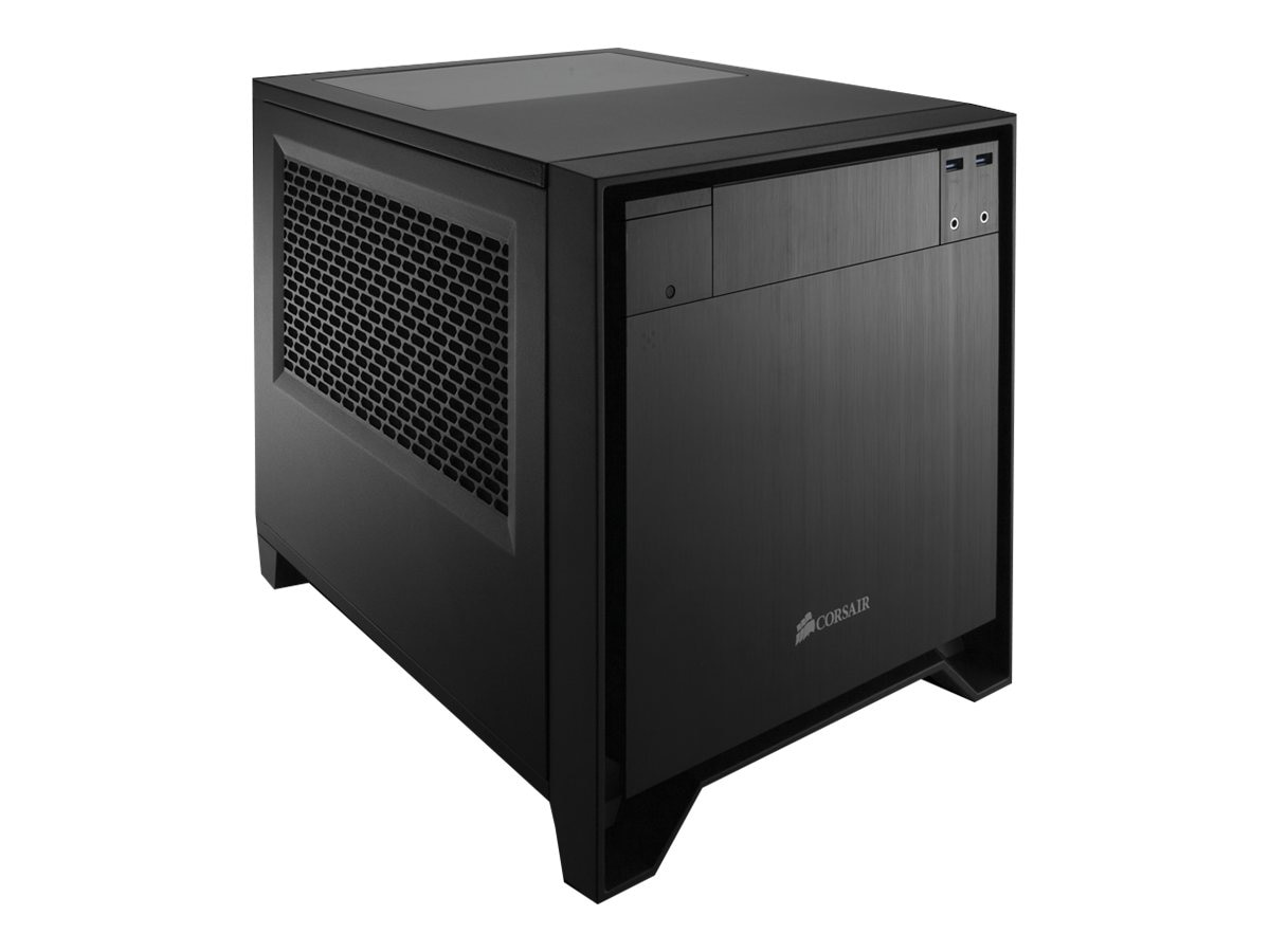 Corsair Chassis, Obsidian Series 250D Mini ITX, CC-9011047-WW, 16642825, Cases - Systems/Servers