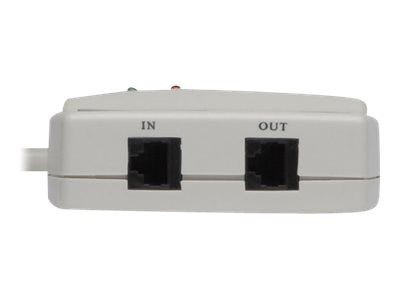 Tripp Lite Surge Protector 1080 Joules, (6) Outlets, 6ft Cord, TAA GSA, TLP66NETAA