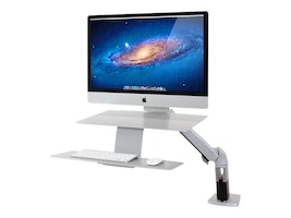 Ergotron WorkFit-A, Sit-Stand Workstation - for Apple iMac, 24-414-227, 16263219, Ergonomic Products