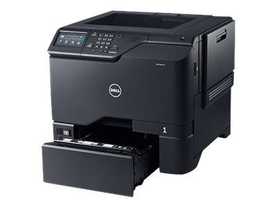 Dell Color Smart Printer - S5840cdn w  CAC Enablement (TAA Compliant)