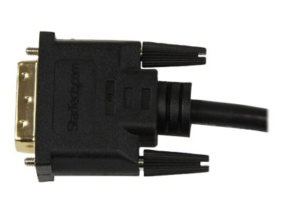 StarTech.com HDMI to DVI-D Video Cable Adapter, HDMI (F) to DVI (M), 8in, HDDVIFM8IN