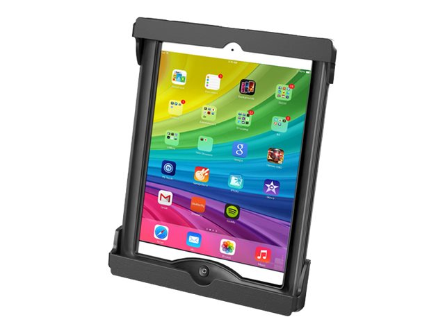 Ram Mounts Universal Tab-Lock Locking Cradle for iPad Air w  Case