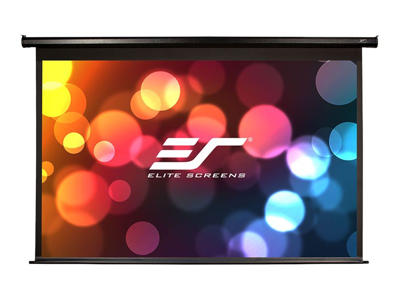 Elite Electric125H Spectrum Projection Screen, MaxWhite, 16:9, 125