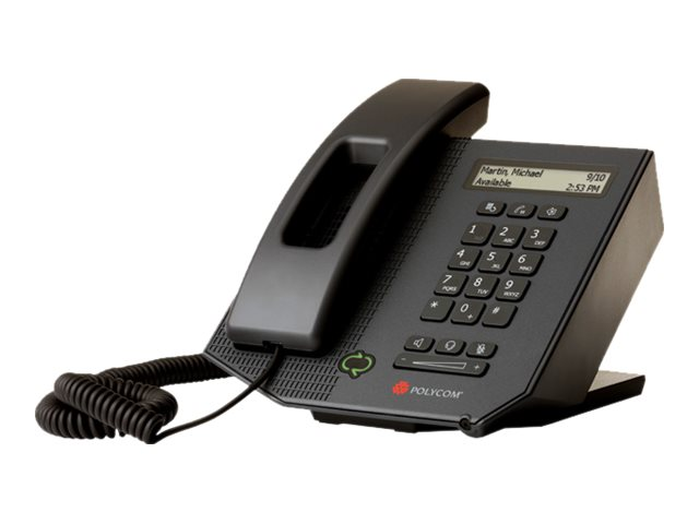 Open Box Polycom CX300 USB DT Phone for use with MS OCS 2007, 2200-32500-025, 11649227, Telephones - Business Class