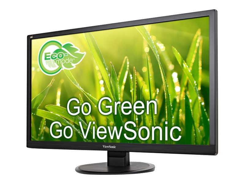 ViewSonic 28 VA2855SMH Full HD LED-LCD Monitor, Black, VA2855SMH