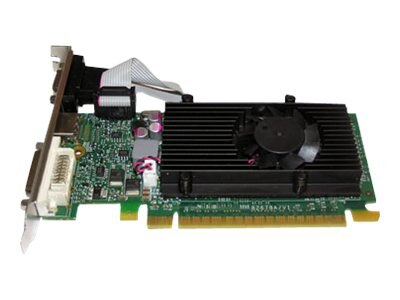 Jaton NVIDIA GeForce GT610 PCIe 2.0 x16 Low-Profile Graphics Card, 2GB DDR3