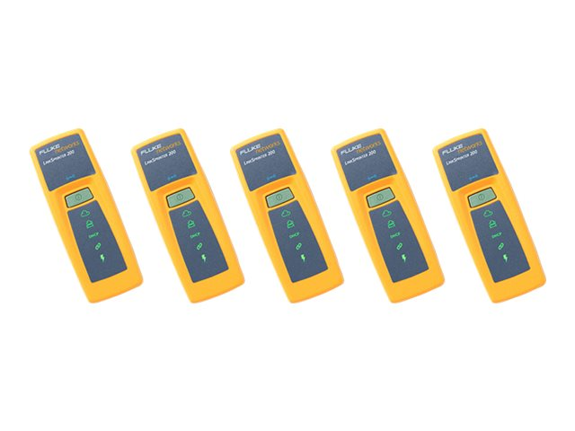 Fluke Linksprinter Model 200 5-Pack, LSPRNTR-200-5PK, 18466597, Network Test Equipment