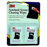 3M LCD & Notebook Screen Cleaning Wipes, 24-pack