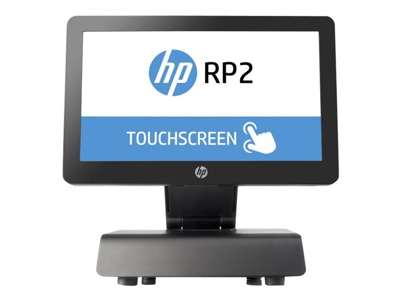 HP rp2 POS 4GB 128GB 21 PC POS Ready Win 7, J5P98UA#ABA