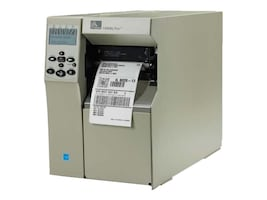 Zebra 105SLPlus TT 300dpi Serial Parallel USB Internal 10 100 Printer w  US Cord, 103-801-00000, 15501051, Printers - Bar Code