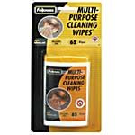 Fellowes Multi-Purpose Cleaning Wipes, 99705, 4821033, Cleaning Supplies