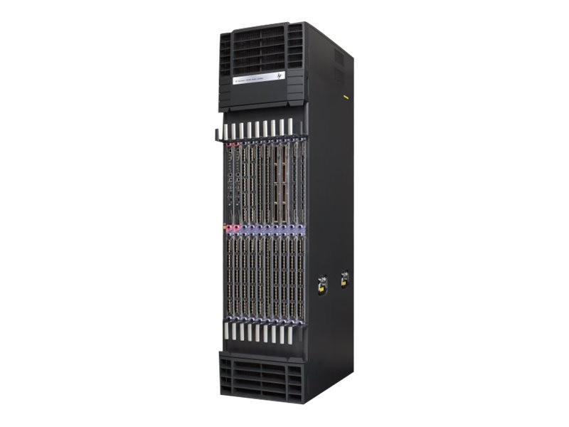 HPE FF 12518E AC Switch Chassis, JG784A, 17670166, Network Switches
