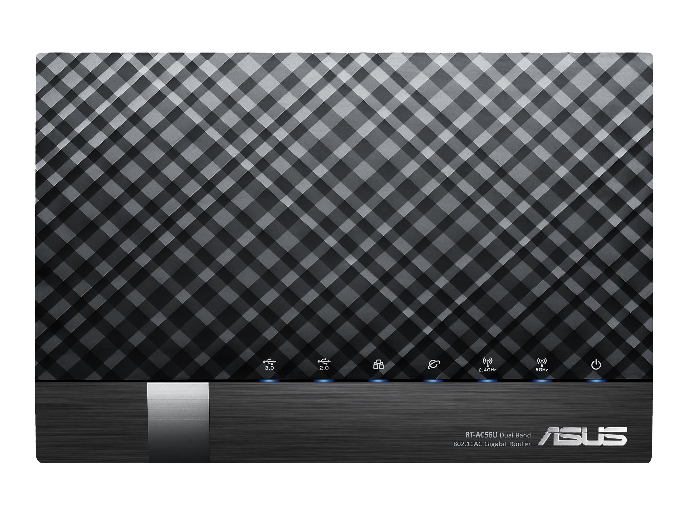 Asus 802.11ac Dual-Band Wireless-AC1200 Gigabit Router, RT-AC56U, 15915385, Wireless Routers