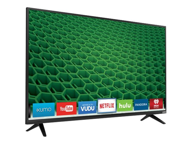 Vizio 60 D-Series Full HD LED-LCD Smart TV, Black, D60-D3