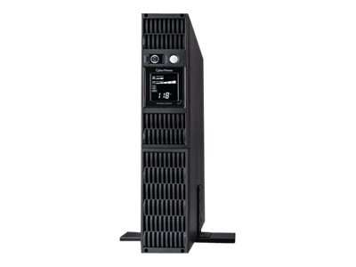CyberPower 1500VA 1000W Smart App Sinewave LCD UPS 2U RM Tower AVR, WebSNMP Card, PR1500LCDRT2UN