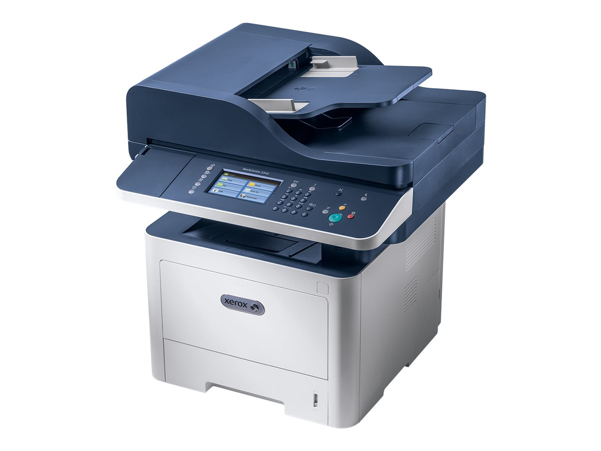 Xerox WorkCentre 3345 DNI Monochrome Multifunction Printer