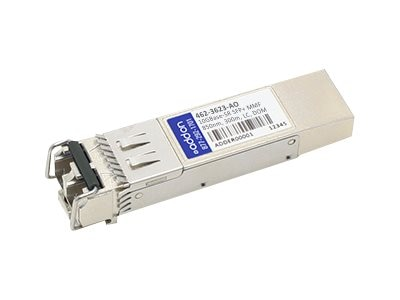 ACP-EP SFP+ 300M SR LC TAA XCVR 10-GIG SR DOM LC Transceiver for Dell, 462-3623-AO