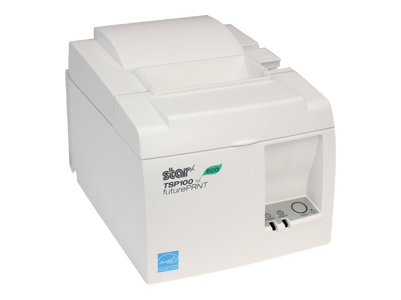 Star Micronics TSP143IIU Eco USB Thermal Printer - Putty w  Cutter, Power Supply & Cables, 39464211