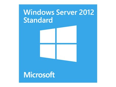 Microsoft OEM Windows Server 2012 Standard x64 2-Processor Lic & DVD Media, P73-05328, 14778489, Software - Operating Systems