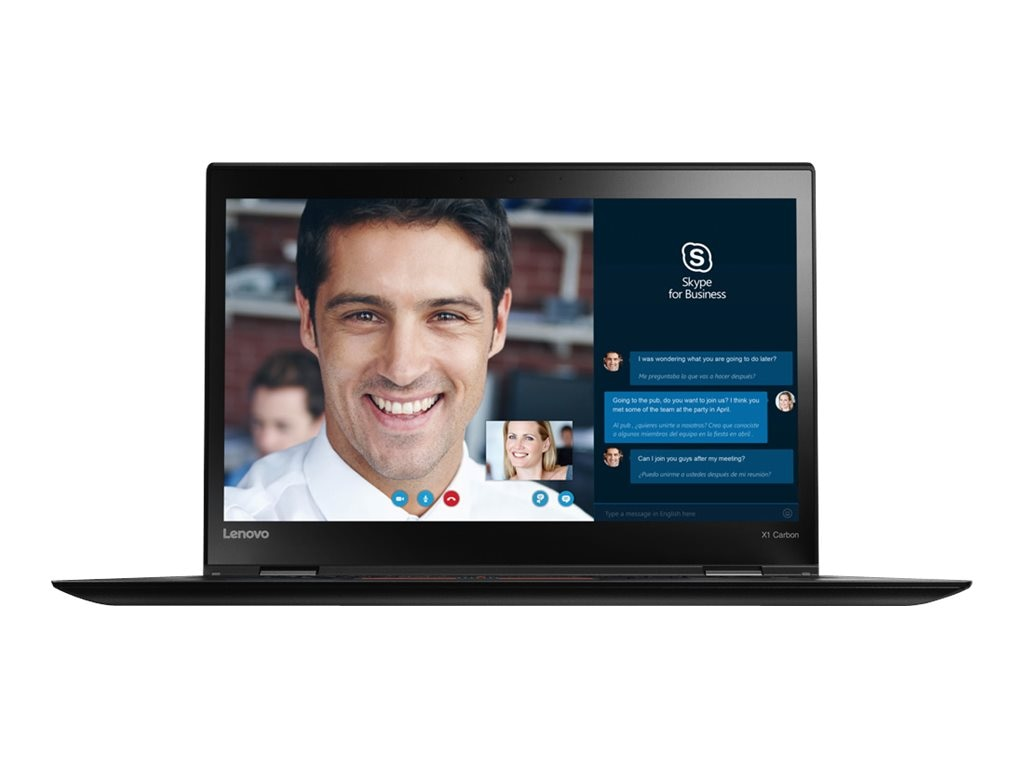 Lenovo TopSeller ThinkPad X1 Carbon G4 2.6GHz Core i7 14in display