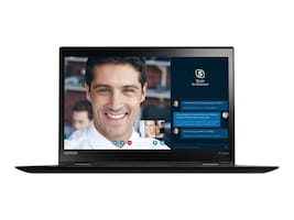 Lenovo TopSeller ThinkPad X1 Carbon G4 2.6GHz Core i7 14in display, 20FB005WUS, 31528078, Notebooks