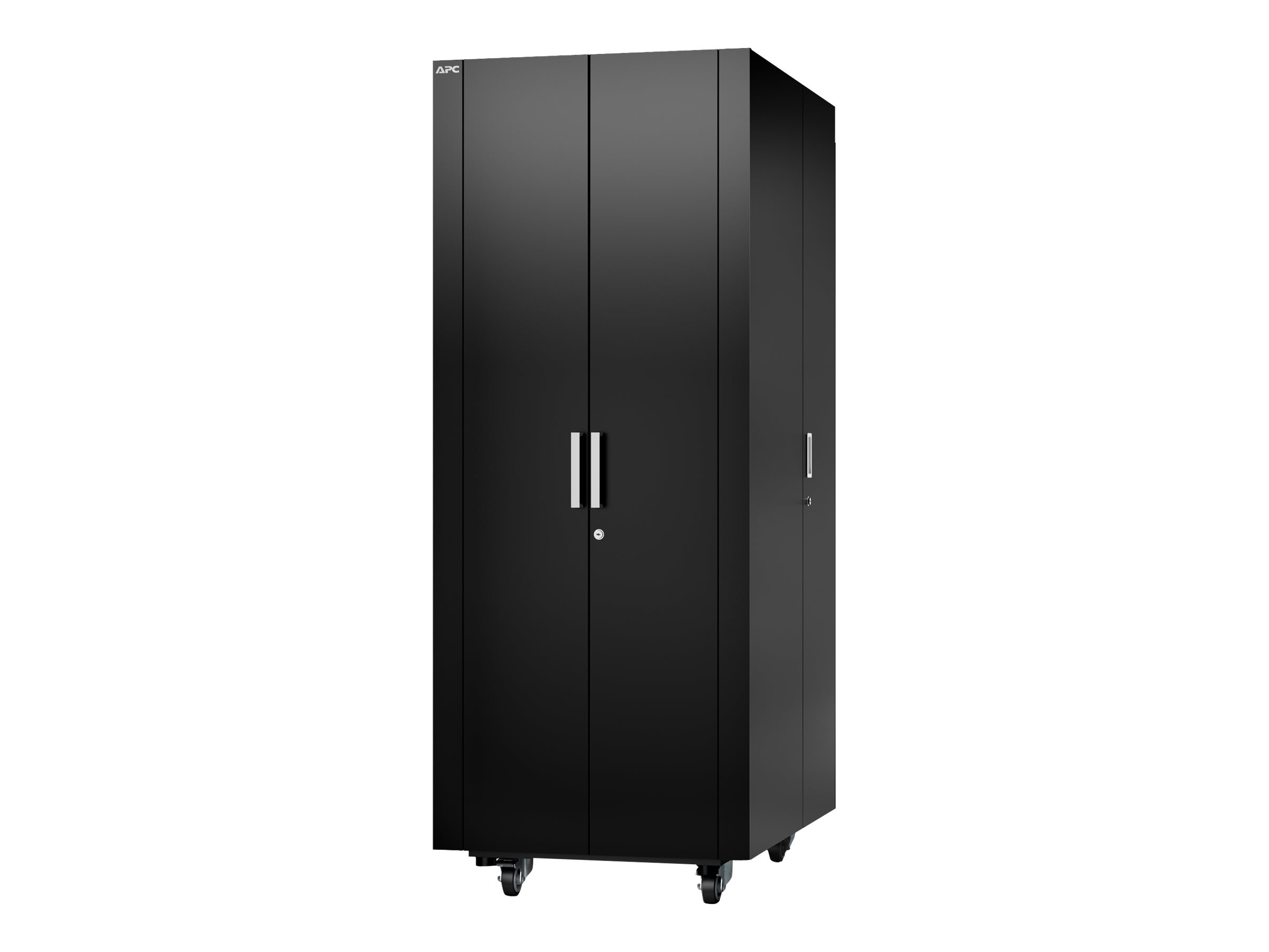 APC Netshelter CX 38U x 750mm x 1130mm Deep Enclosure, Black, AR4038X429, 31810823, Racks & Cabinets
