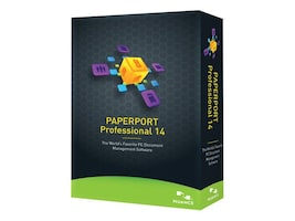 Nuance PaperPort Pro 14.0, F309A-G00-14.0, 13032909, Software - OCR & Scanner