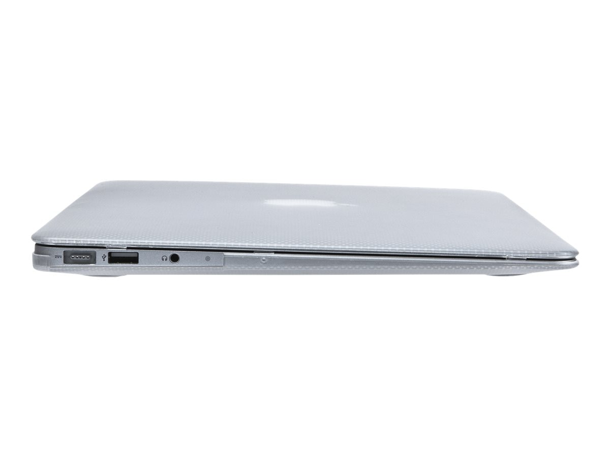 Incipio Incase Hard-shell Dots Case for MacBook Air 13.3, Clear, CL60606