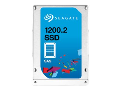 Seagate 400GB 1200.2 Dual SAS 12Gb s eMLC Mainstream Endurance 2.5 7mm Solid State Drive - Secure SED