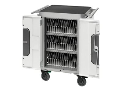 Bretford Manufacturing 42-Unit Mobility Cart for iPad, iPad Mini, HC131BG1, 17411631, Computer Carts