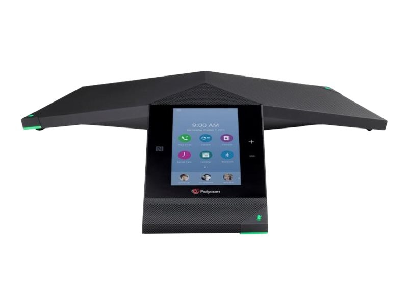 Polycom RPTrio Collaboration Kit for MS Skype Business O365 Lync, 7200-23450-019