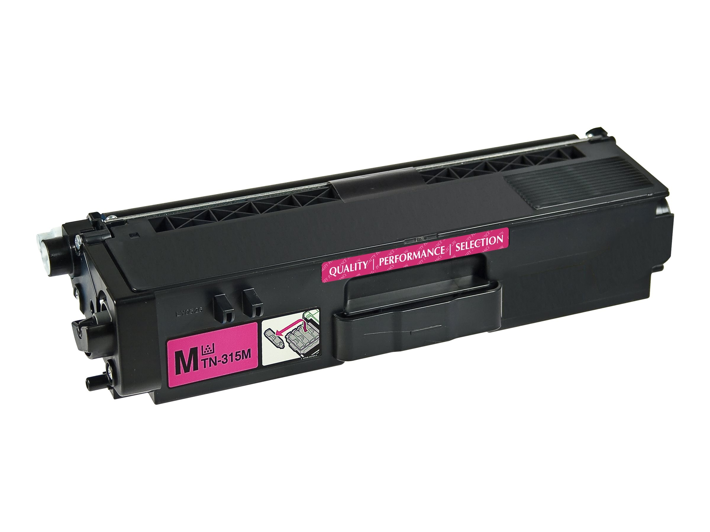 V7 Magenta TN315M High Yield Toner Cartridge, V7TN315M