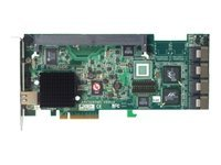 Areca Technology PCI-Express to SATA II RAID Controller, 16-Ports Multi-lane, ARC1261ML, 7281731, RAID Controllers