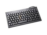 Solidtek Mini 88 Key USB Keyboard, KB-595BU, 9165696, Keyboards & Keypads