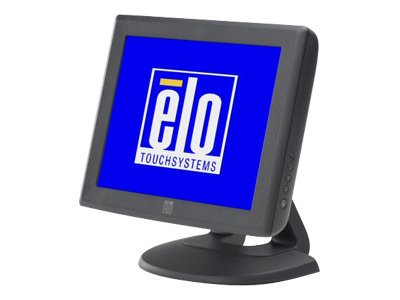 ELO Touch Solutions 12 1215L 1000 Series LCD Desktop Touchmonitor, AccuTouch Dual Seria  USB, E432532, 6794614, Monitors - LCD