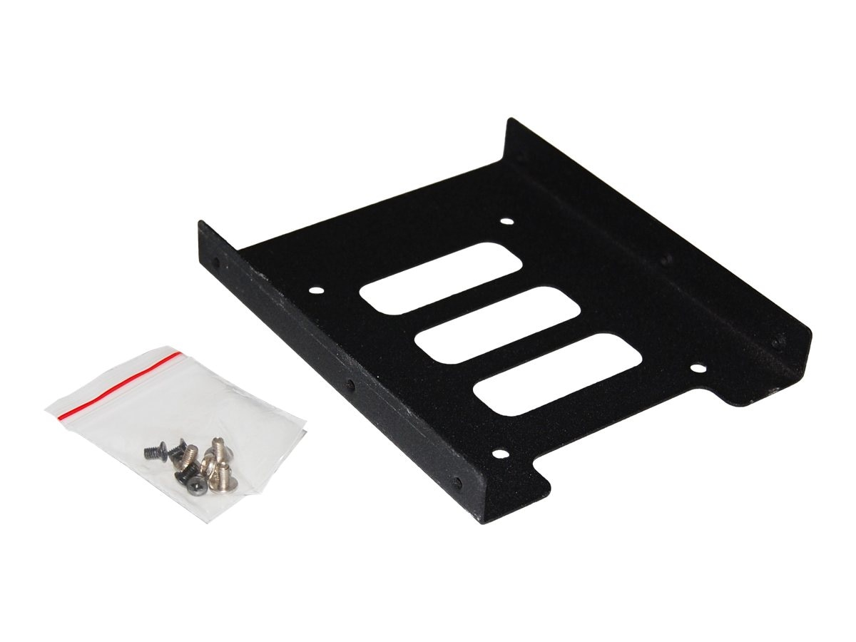 Bytecc 2.5 Hard Drive Solid State Drive Metal Mounting Kit, BRACKET-250, 31826500, Drive Mounting Hardware
