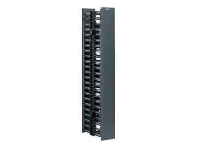 Panduit Front-Only Vertical Cable Manager, WMPVF22E, 6033022, Rack Cable Management