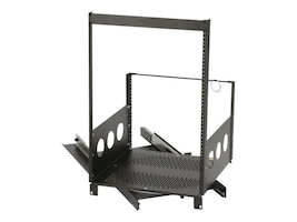 Chief Manufacturing Pull-Out and Rotating Rack, 12U, Black Anodized Finish, ROTR-12, 32689922, Rack Mount Accessories