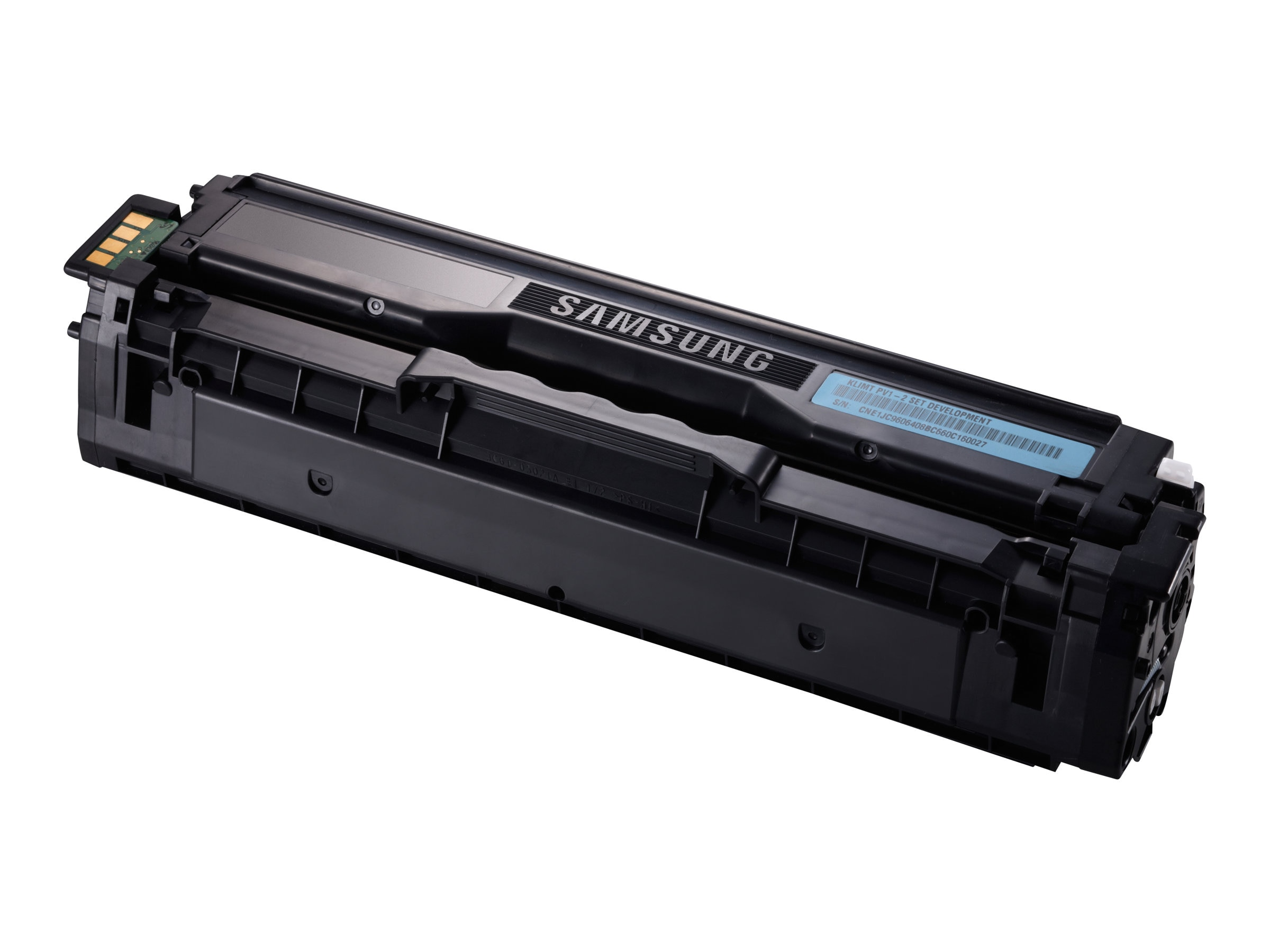 Samsung Cyan Toner Cartridge for CLP-415NW Color Laser Printer &  CLX-4195FW Color Multifunction Printer, CLT-C504S