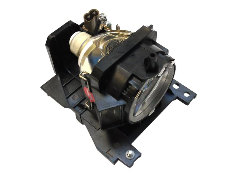 Ereplacements Front projector lamp Hitachi CP-X200, CP-X205, CP-X30, CP-X300, CP-X305, CP-X400, HCP-800X, DT00841-ER, 12407351, Projector Lamps