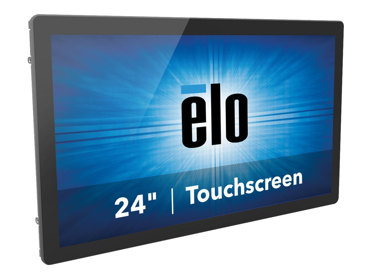 Open Box ELO Touch Solutions 2440L 24 LCD Open Frame ITCH SAW, USB Serial, DVI VGA, Black, P S Reqd., E000413